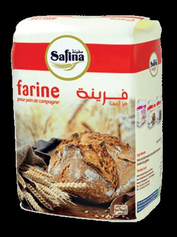 Safina Farine pour Pain de Campagne